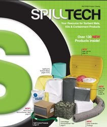 spilltech absorbent products