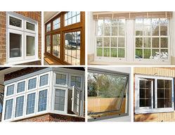 DOORS-WINDOWS-LOUVERS-VENTILATORS