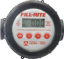 FILL RITE DIGITAL FLOW METER