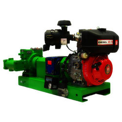 SAMPI PUMP WITH DIESEL ENGINE SKID