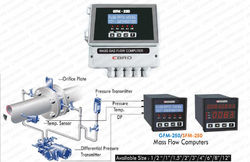 GAS STEAM FLOW METER