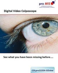 GYNECOLOGY  VIDEO COLPOSCOPE