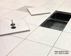 Data Centre Flooring Solutions in Dubai