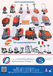 Roots Floor Scrubbing Machines Suppliers In UAE