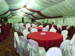 CHAIRS TABLES RENTAL / FURNITURE RENTAL / TENTS