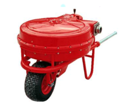OIL SPILL CLEANING MACHINE