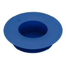Plastic Push in Flange Covers