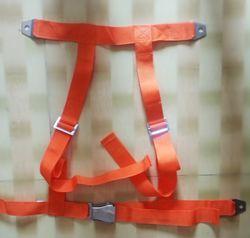 Marine seat belts