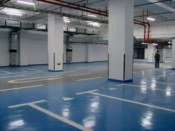 EPOXY FLOORING IN UAE