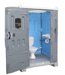 Plastic Toilets