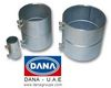 DANA EMT SCREW COUPLING (1/2
