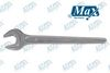 Single Open Spanner (Metric) Size: 14mm - 120mm
