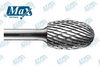 Oval Shaped Carbide Burr