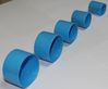 0.5 inch Plastic Pipe End Cap