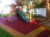 rubber flooring tiles for kids play area/ Kinder