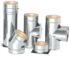 STAINLESS STEEL DOUBLE WALL PIPES