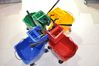 Mop  Bucket Trolleys Supplier In UAE