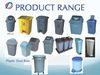 Plastic Garbage Bin In GCC
