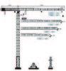 Dubai Tower Crane - Yongmao Tower Crane STT2200
