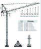 Dubai Luffing Crane -Yongmao Luffing CraneSTL660C