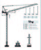 Dubai Luffing Crane -Yongmao Luffing CraneSTL120