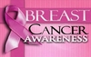 Think Pink! Breast Cancer Awareness Products