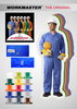 Workmaster 65%polyester 35%Cotton Coverall