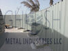 Ghosh Metal Fencing Panel metal supplier in UAE