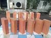 Red constructive bricks in uae