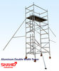 ALUMINUM DOUBLE WIDTH MOBILE TOWERS