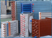 AIR CONDITIONING PARTS-CONDENSER COIL MFRS
