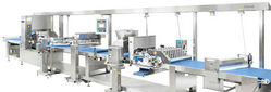 Full Automatic Production Line Bakery Equipment