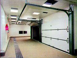 SECTIONAL OVERHEAD DOOR UAE
