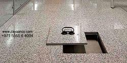 Marble Finish Raised Access Flooring in Dubai UAE