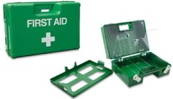 Empty First Aid Wall Mounted Cabinet