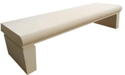 Precast Concrete Bench Manufacturer In Sharjah