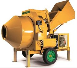 Hydraulic Concrete Mixers