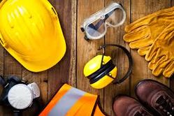 SAFETY EQUIPMENT AND CLOTHING