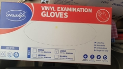 Vinyl and Latex Gloves