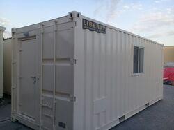 Prefabricated Storage Units