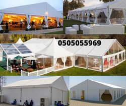 wedding tents rental 0505055969