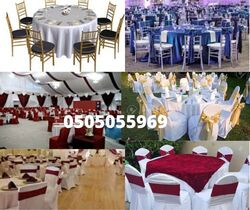 chairs rental 0505055969