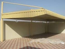 ALUMINIUM CAR PARKING SHADES 0543839003