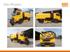 Airport Runway Cleaning Machine Supplier In GCC from Daitona General Trading Llc  Dubai, UNITED ARAB EMIRATES