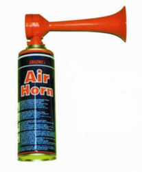 PORTABLE AIR HORN from Gulf Safety Equips Trading Llc  Dubai,