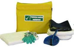 OIL SPILL KITS from Gulf Safety Equips Trading Llc Dubai, UNITED ARAB EMIRATES