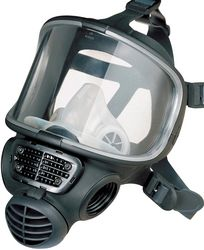 FULL FACE MASK from Gulf Safety Equips Trading Llc Dubai, UNITED ARAB EMIRATES