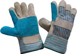 LEATHER GLOVES AND L ... from Gulf Safety Equips Trading Llc Dubai, UNITED ARAB EMIRATES