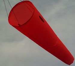 polyster wind sock from Gulf Safety Equips Trading Llc Dubai, UNITED ARAB EMIRATES