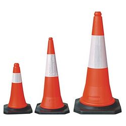 TRAFFIC CONE from Gulf Safety Equips Trading Llc Dubai, UNITED ARAB EMIRATES